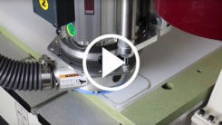 Avoiding a poor quality finish when cutting acrylic on a CNC Router