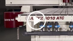 Increasing productivity with an automatic tool changer video