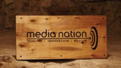 Media Nation own an AXYZ CNC Router