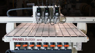PANELBuilder - The World's Leading Panel Fabrication CNC Router System