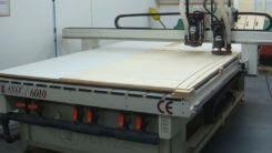 Steel the Scene Own an AXYZ CNC router