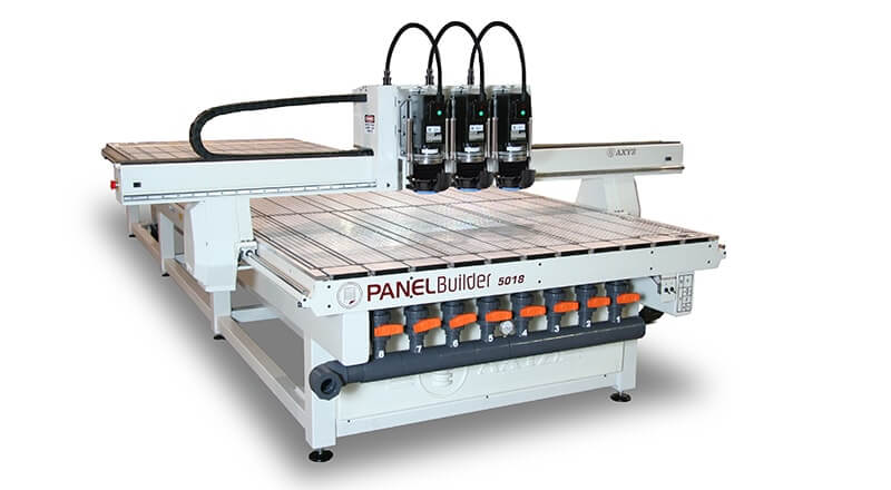 Panelbuilder CNC Router for ACM and MCM fabrication